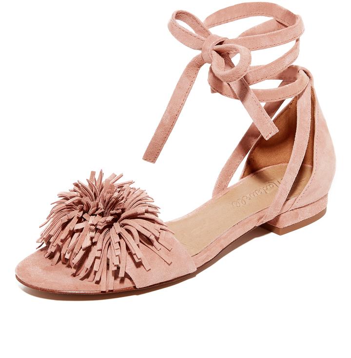 Madewell Kaia Ankle Wrap Sandals
