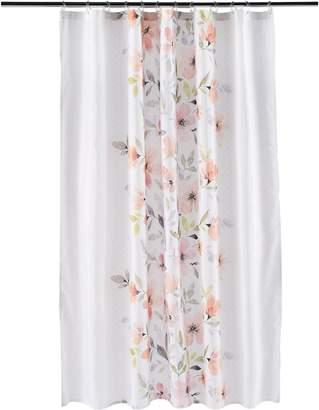 Saturday Knight Ltd. Saturday Knight, Ltd. Resting Garden Fabric Shower Curtain