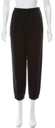 Hache High-Rise Wool Pants