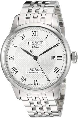 Tissot Le Locle Powermatic 80 - T0064071103300 Watches