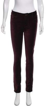 Paige Mid-Rise Skinny Jeans w/ Tags