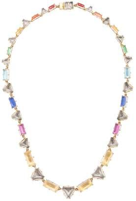 Larkspur & Hawk Caterina multi geometric necklace