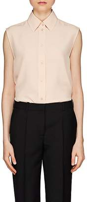 Givenchy Women's Silk Crêpe De Chine Blouse