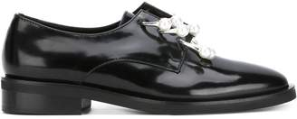 Coliac pearl embellished formal shoes