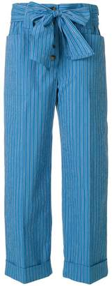 Tory Burch Robin cropped pants