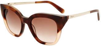 Salvatore Ferragamo Women's Sf856s 53Mm Sunglasses