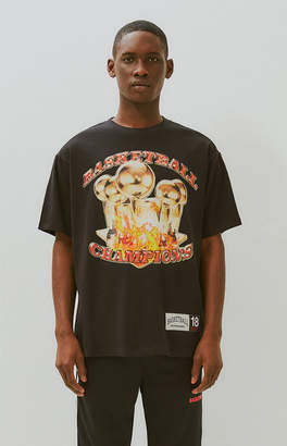 Basketball Skateboards Championship T-Shirt