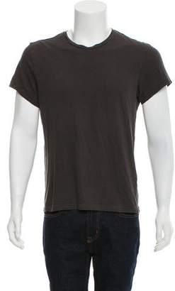 Haider Ackermann Crew Neck Short Sleeve T-Shirt