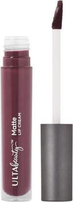 ULTA Matte Lip Cream - Allusive (deep bluish berry matte) $9 thestylecure.com