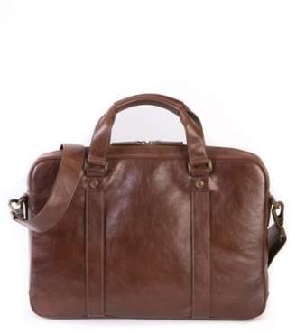 Boconi Becker Leather Briefcase