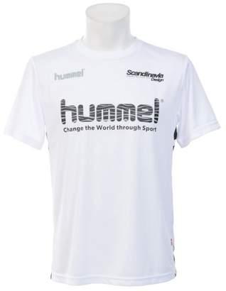 Hummel (ヒュンメル) - ヒュンメル ヒュンメル/18SS_プラクティスTシャツ