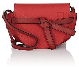 Loewe Women's Gate Mini Leather Shoulder Bag