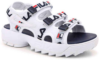 Fila Disruptor Platform Sandal - Women's