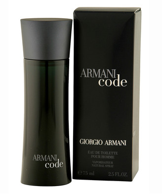 Giorgio Armani Black Code 2.5Oz Eau De Toilette
