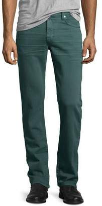 7 For All Mankind Men's Luxe Performance: Slimmy Moss Jeans
