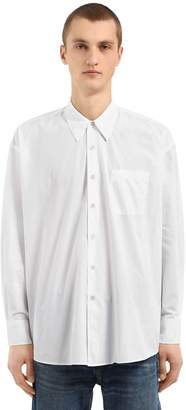 Our Legacy Classic Cotton Poplin Shirt