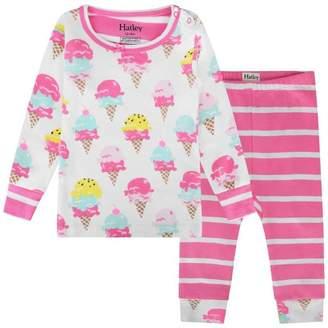 Hatley HatleyBaby Girls Ice Cream Treats Long Sleeve Pyjama Set
