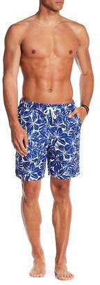 Joe Fresh Micro Print Swim Trunks