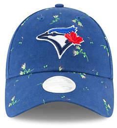 New Era Womens Toronto Blue Jays Blossom 9Twenty Cap