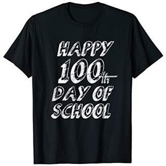 DAY Birger et Mikkelsen Happy 100th of School - T-shirt