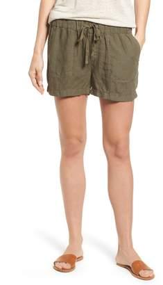 Caslon Linen Shorts