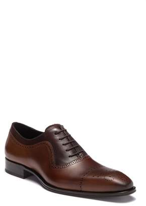 Mezlan Medallion Two-Toned Oxford