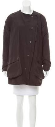 Tess Giberson Casual Lightweight Jacket