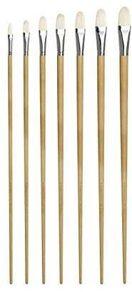 DaVinci Da Vinci 7906 Series White Artist Brush, 18, Bristles, Beige, 69 x 2.25 x 30 cm