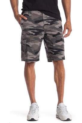 Lost Darrell Camouflage Cargo Shorts
