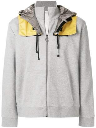 Valentino detachable hood sweatshirt