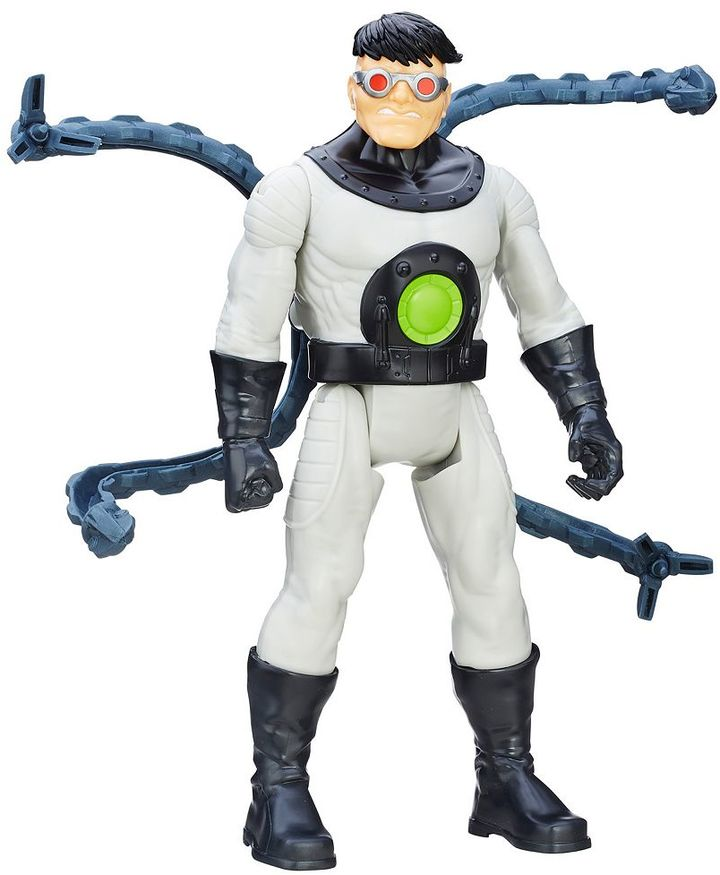 Hasbro Marvel Ultimate Spider-Man vs. Sinister 6 Titan Hero Series Doc Ock Figure by Hasbro