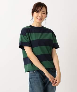 SHARE PARK (シェア パーク) - SHARE PARK LADIES ワイドボーダー Tシャツ(C)FDB