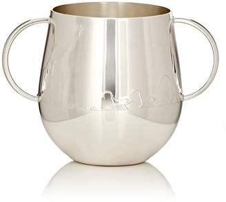 Christofle Savane Silver-Plated Baby Cup