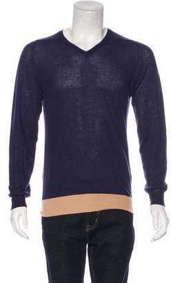 Marc by Marc Jacobs Silk & Cashmere Sweater