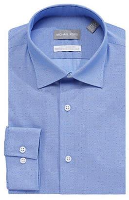 MICHAEL Michael Kors Hawaii Polka Dots Dress Shirt