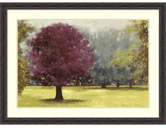 Amanti Art Summer Days - Plum Framed Art Print