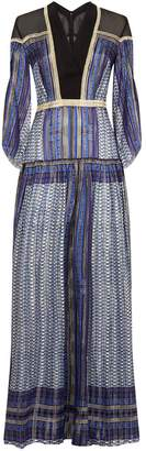 Amanda Wakeley Silk Printed Dress