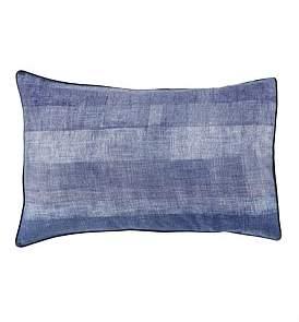 Cotton House Turlington Indigo Pillowcase Pair