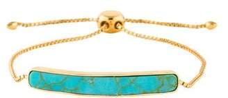 Tai Dyed Howlite Bar Bracelet