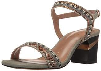 Lola Cruz Women's 304z04bk Dress Sandal