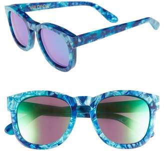 Wildfox Couture Classic Fox - Deluxe 59mm Sunglasses
