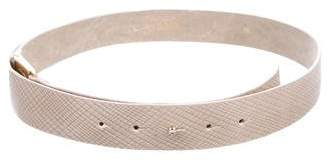 Just Cavalli Embossed Waist Belt