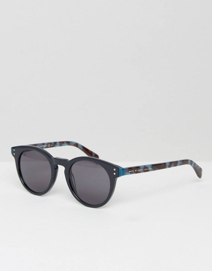 Marc By Marc JacobsMarc By Marc Jacobs Round Sunglasses