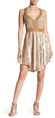 Raga Romantic Visions Embellished Mini Dress