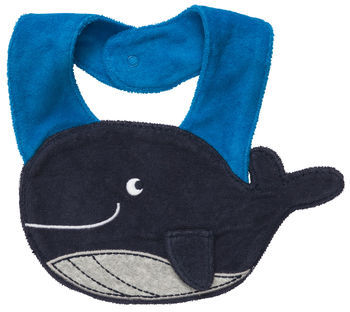 Carter's Little Whale Teething Bib
