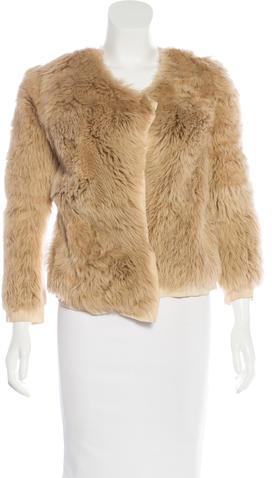 3.1 Phillip Lim3.1 Phillip Lim Fur Long Sleeve Jacket