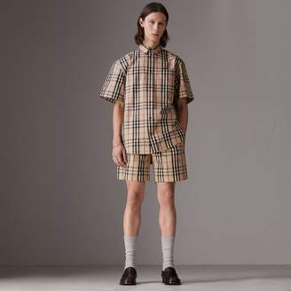 Burberry Gosha x Tailored Shorts