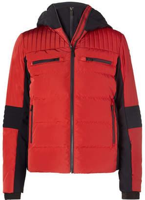 Fusalp Altus Quilted Hooded Down Ski Jacket