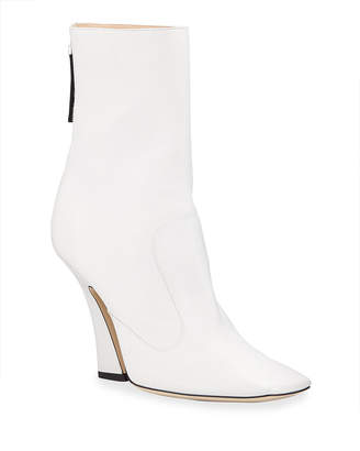 14238af373 Fendi White Women's Boots - ShopStyle