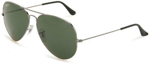 Ray-Ban Aviator Polarized Sunglasses